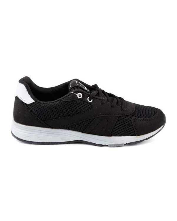 کفش ورزشی زنانه مشکی Letoon