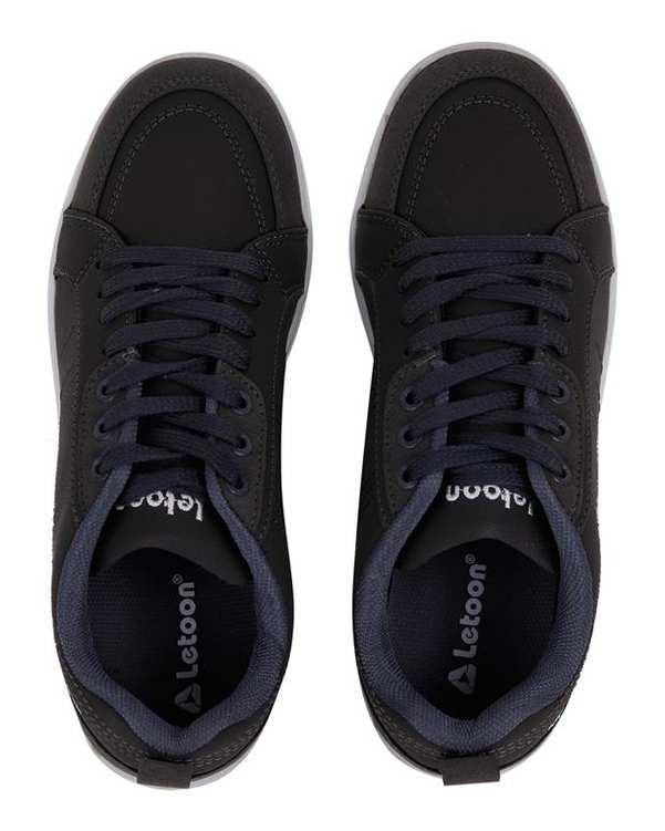 کفش ورزشی مردانه خاکستری تیره  Letoon