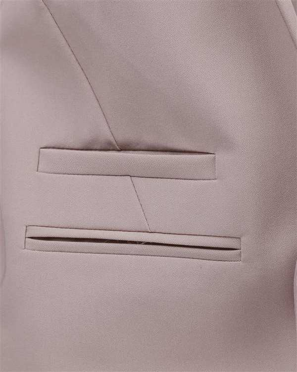 کت رسمی زنانه کرم TOP SHOP