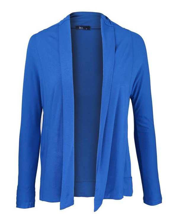 رویه لباس زنانه آبی تیره INC