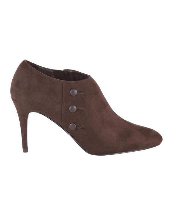 کفش رسمی زنانه قهوه ای CHARLES & KEITH