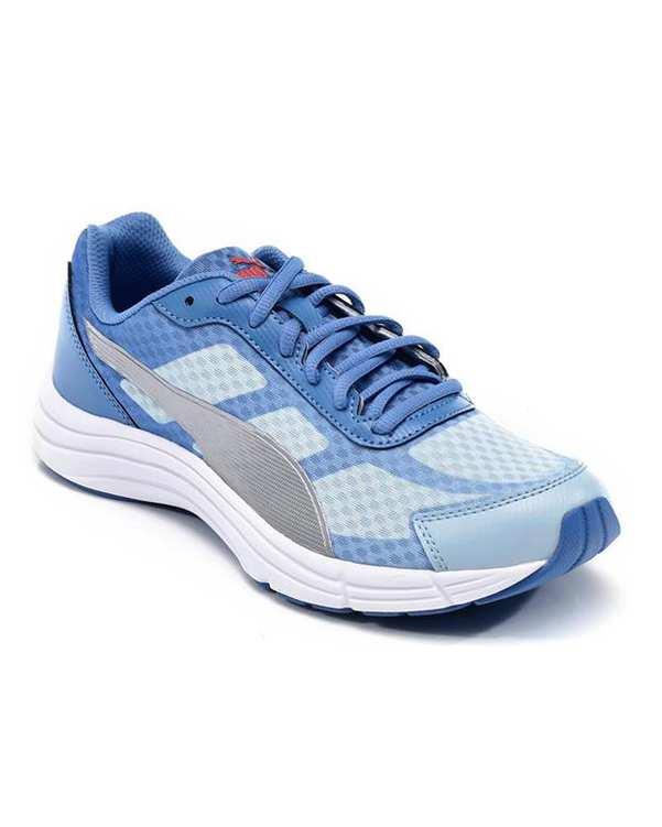کفش رانينگ زنانه آبی PUMA Expedite