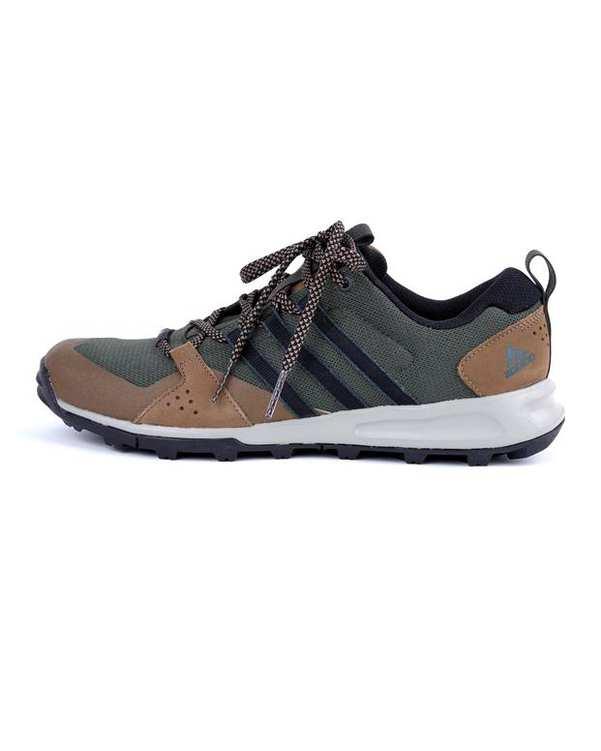 کفش ورزشي مردانه سبز قهوه ای ADIDAS