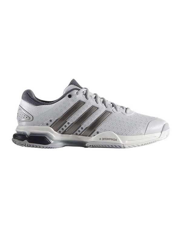 کفش ورزشي مردانه سفید طوسی ADIDAS