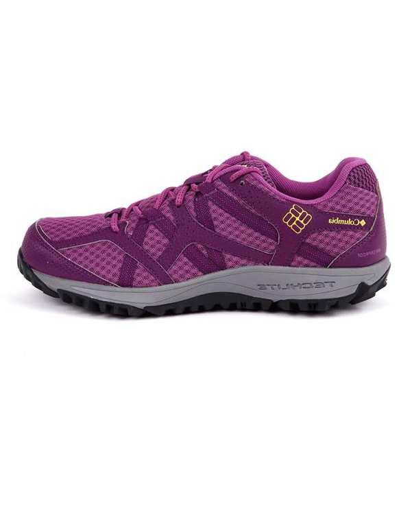 کفش ورزشی زنانه بنفش COLUMBIA