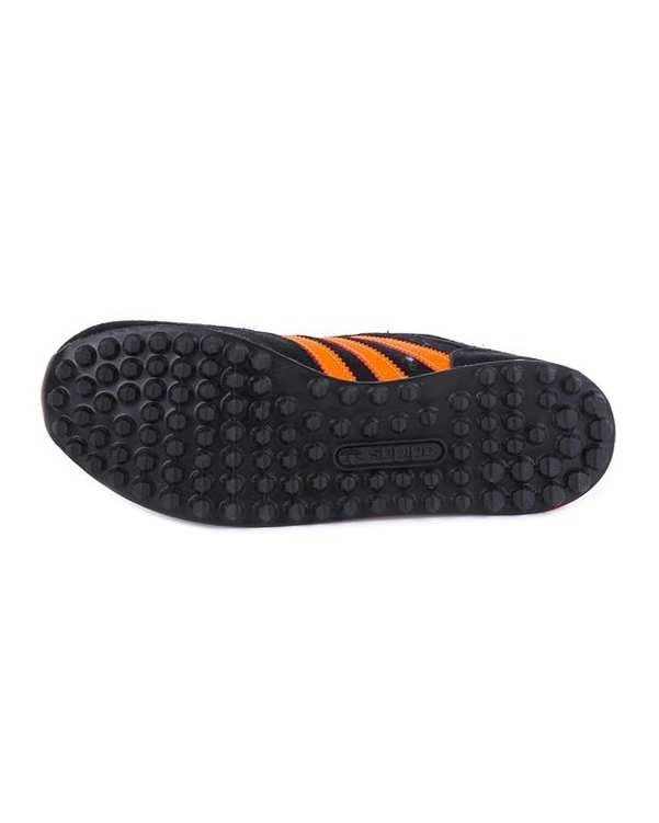 کفش ورزشی زنانه مشکی نارنجی ADIDAS