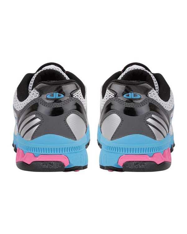 کفش رانينگ زنانه نقره ای آبی Billcee LJ7019 SILVER/LT BLUE