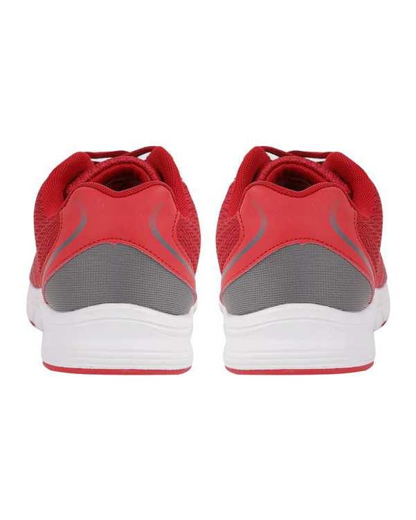 کفش رانينگ زنانه قرمز طوسی Billcee LJ7240
