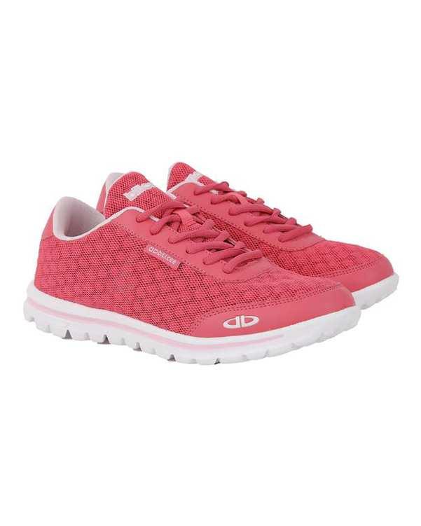 کفش رانينگ زنانه صورتی Billcee LJ7246