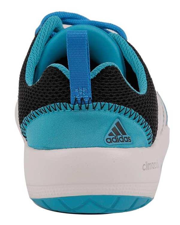 کفش ورزشی فیروزهای ADIDAS CLIMACOOL BOAT LACE