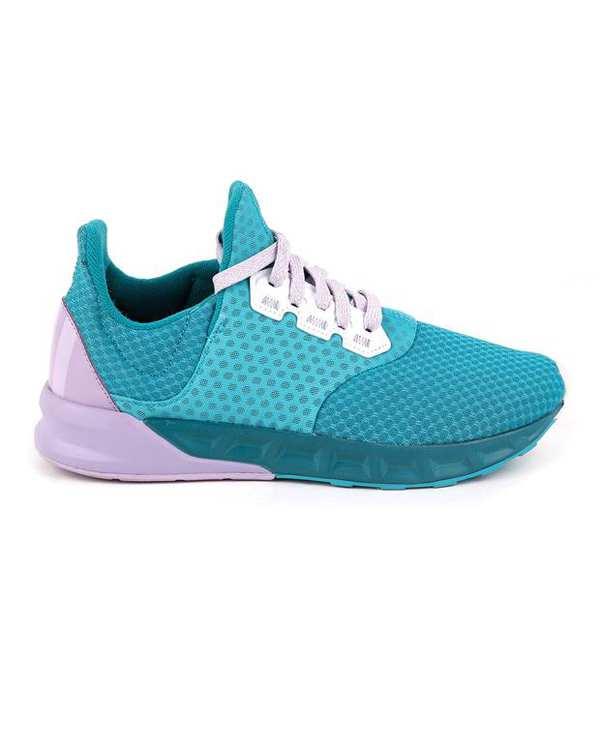 کفش  ورزشی زنانه فیروزهای ADIDAS FALCON ELITE 5 W