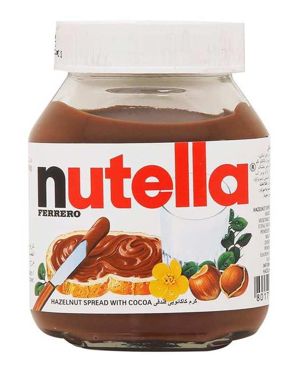 شکلات صبحانه بدون گلوتن 180 گرمي Nutella