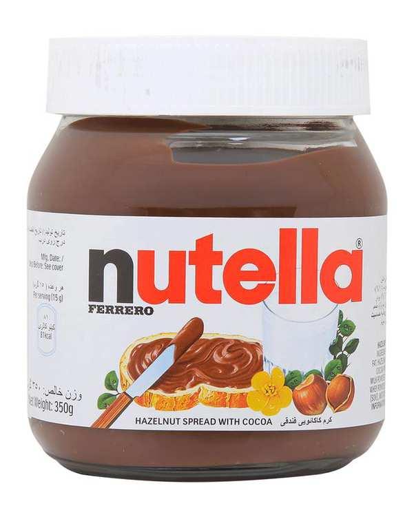 شکلات صبحانه بدون گلوتن 350 گرمي Nutella