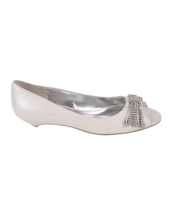 کفش رسمی زنانه صدفی NINE WEST