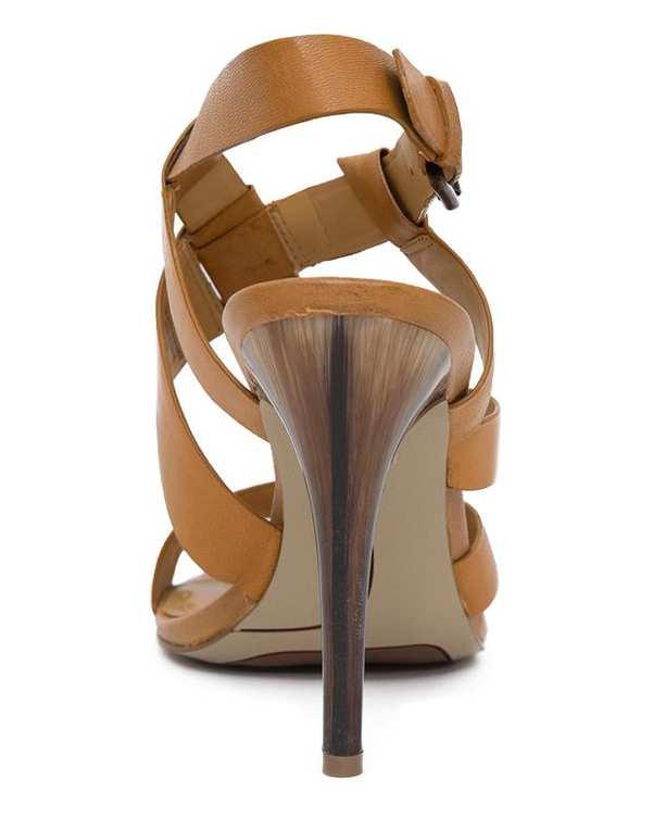 کفش رسمی زنانه خردلی NINE WEST