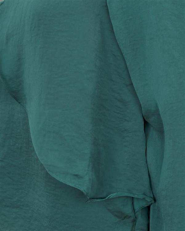 بلوز زنانه سبز SUITE BLANCO