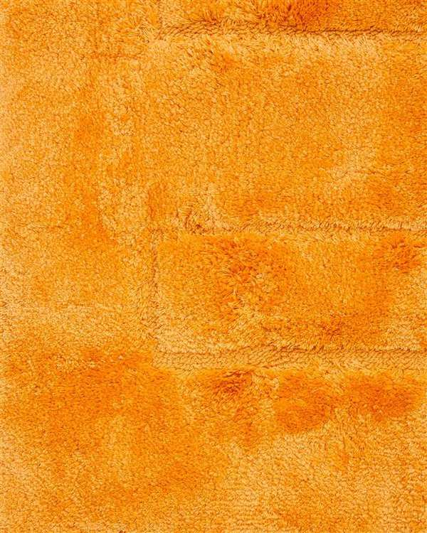 فرش تزئینی نارنجی Beau Flor