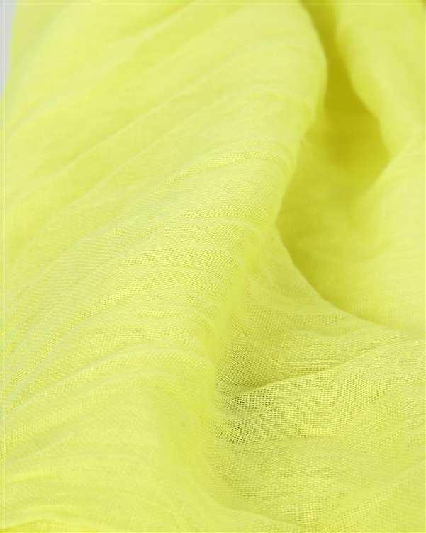 شال گردن زرد نئونی Terranova