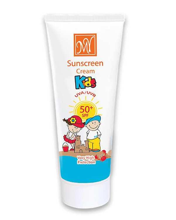 کرم ضد آفتاب spf 50  کودک مای