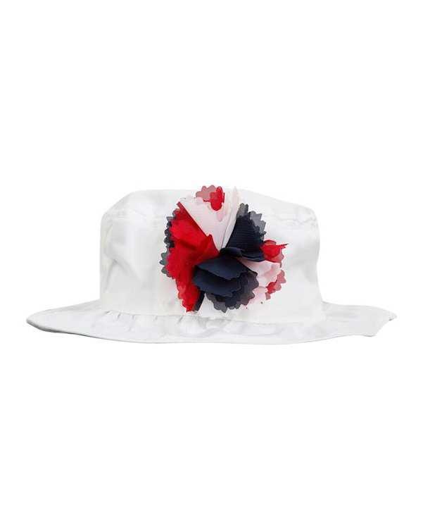 کلاه دخترانه سفید TCP
