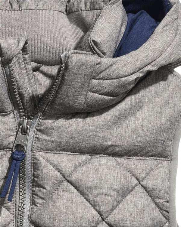 کاپشن پسرانه خاکستری H&M