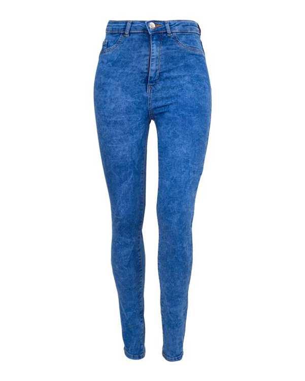 شلوار جین زنانه آبی Tally Weijl