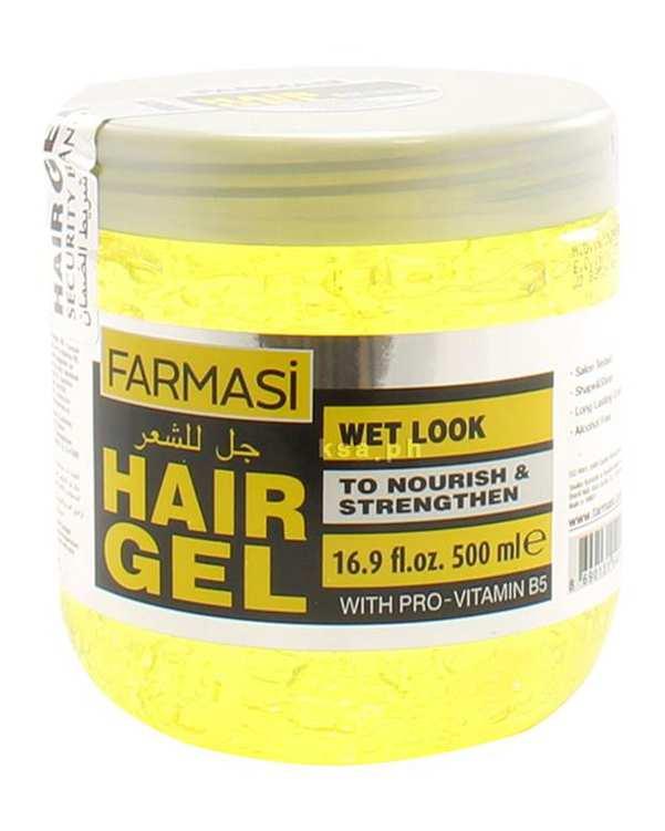 ژل مو مرطوب کننده Farmasi