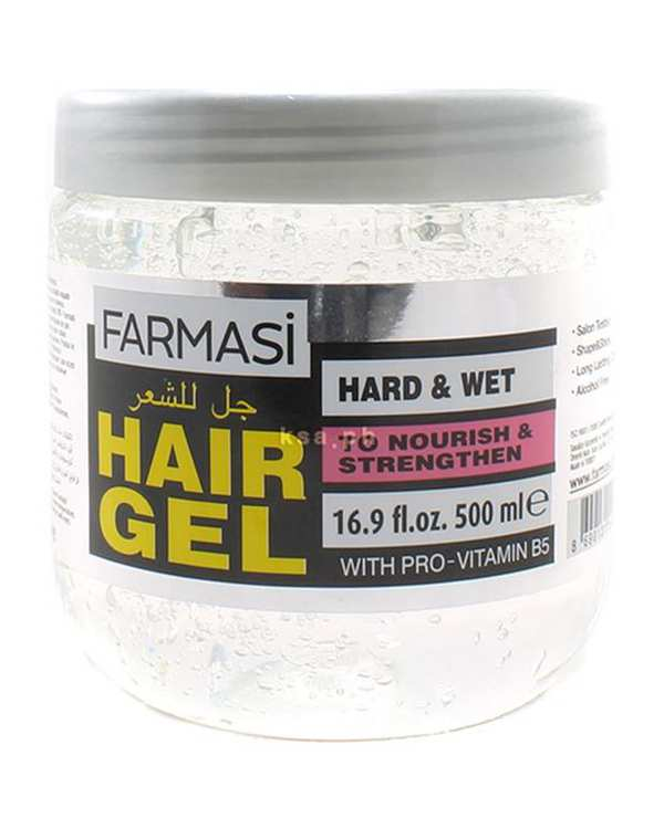 ژل مو مرطوب کننده و حالت دهنده Farmasi