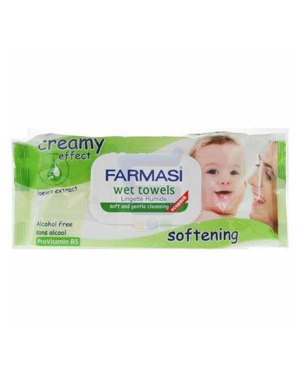 دستمال مرطوب نوزادی Farmasi