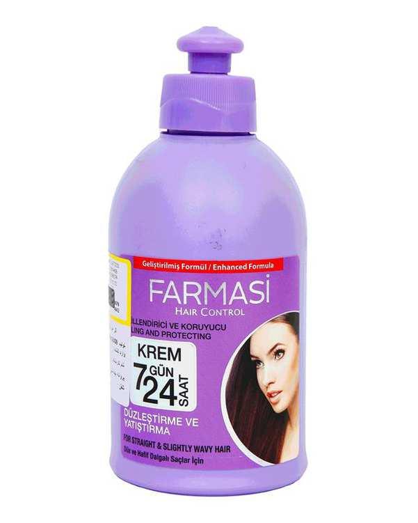 کرم حالت دهنده موهای صاف Farmasi