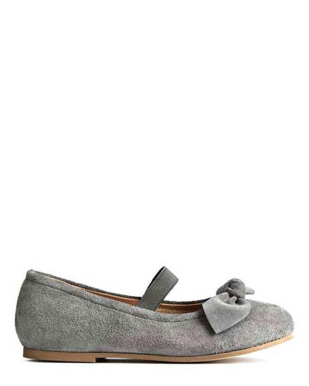 کفش تخت دخترانه فیلی H&M