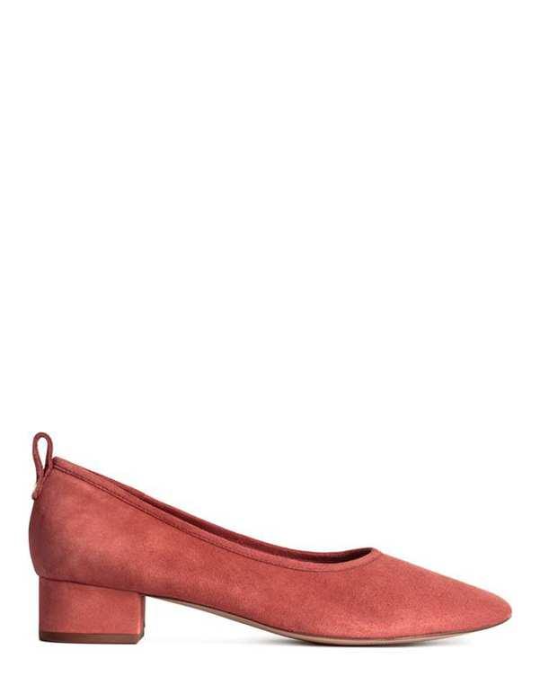 کفش رسمی چرم زنانه روناسی H&M