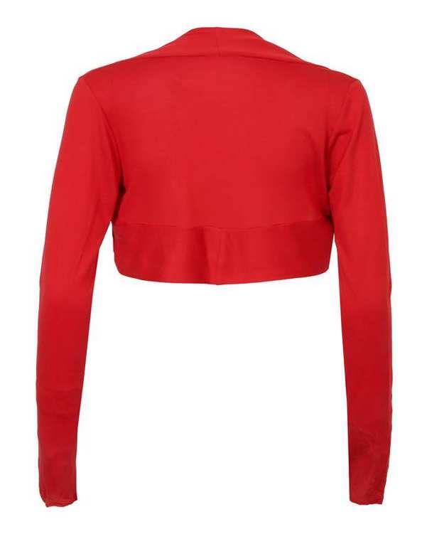 رویه لباس زنانه قرمز Promod