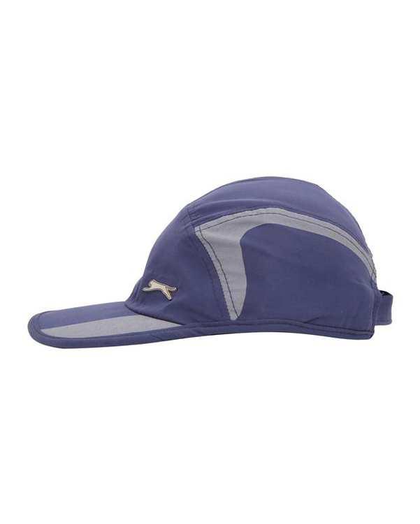 کلاه کپ سرمهای طوسی Slazenger
