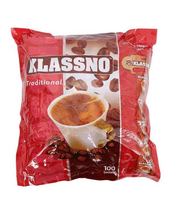 کافی میکس 100 عددی معمولی 1800 گرمی KLASSNO