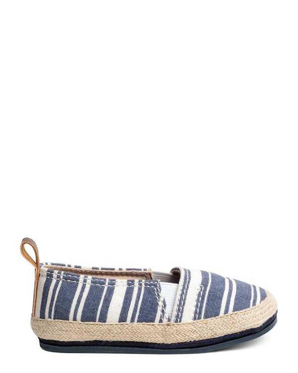 کفش دخترانه تخت شیری سرمهای H&M