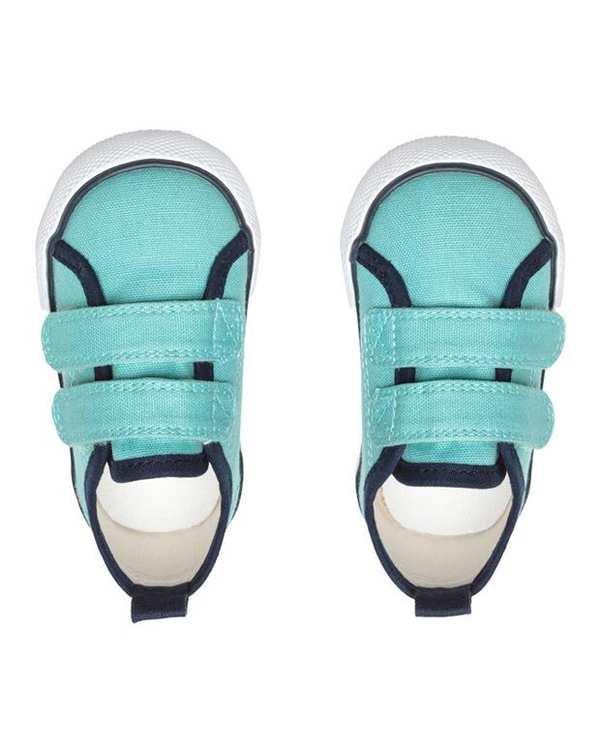 کفش دخترانه کژوال فیروزهای H&M