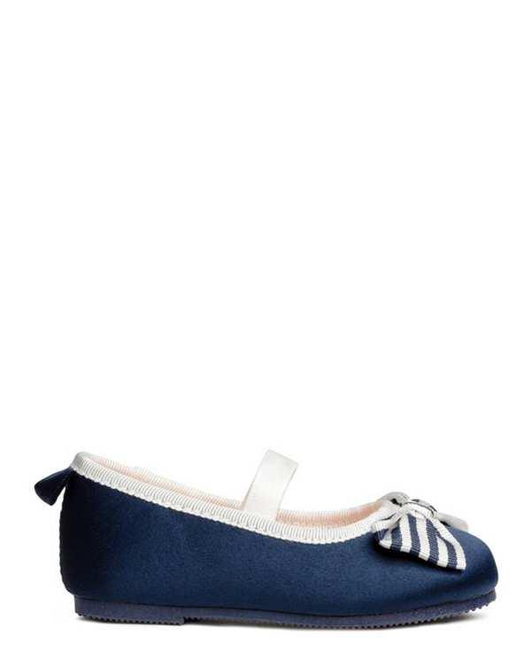 کفش دخترانه سرمهای H&M