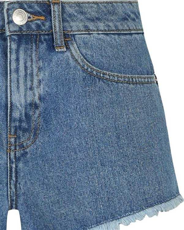 شلوارک زنانه جین آبی Tally Weijl