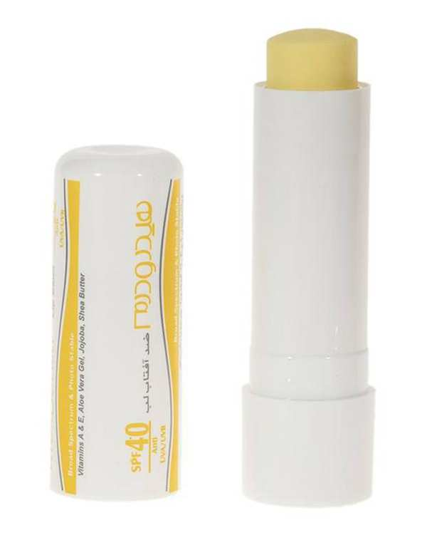 ضد آفتاب لب SPF 40 هیدرودرم