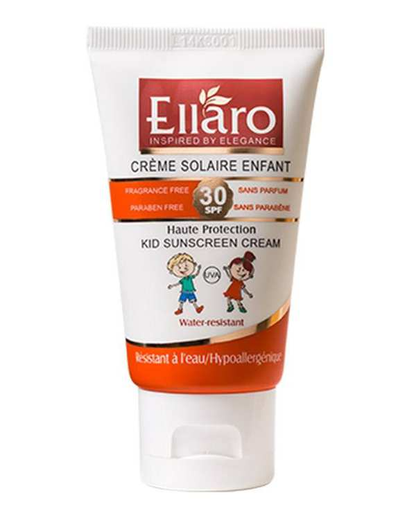 کرم ضد آفتاب کودک ضد آب SPF 30 الارو