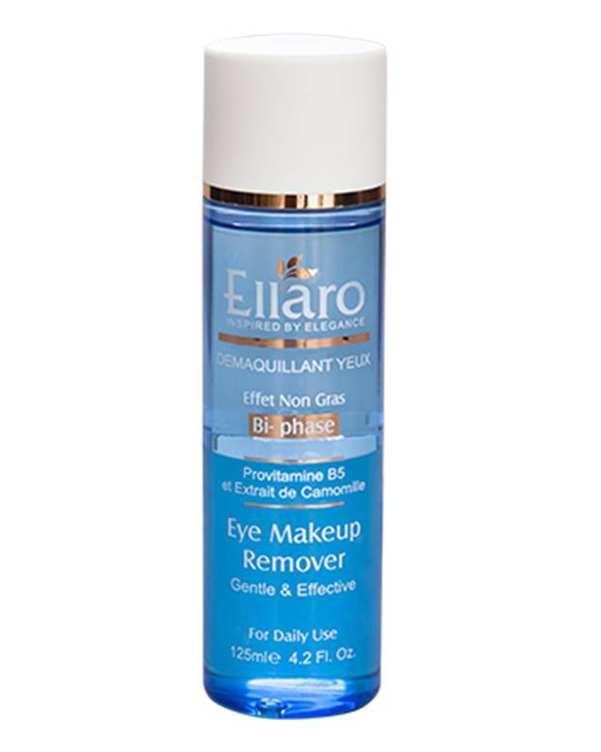 پاک کننده آرایش چشم دوفازی 125 ml الارو