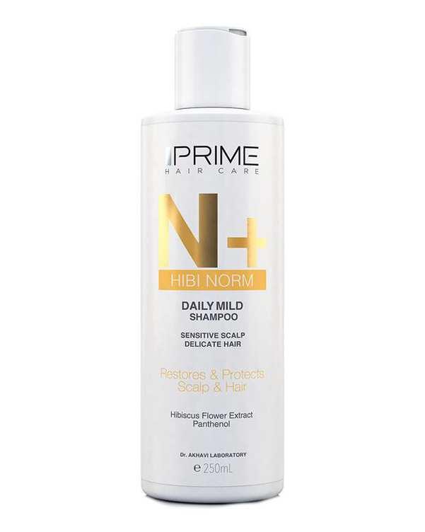 شامپو ملایم روزانه مخصوص پوست حساس و موهای نازک 250ml پریم