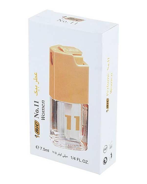 عطر زنانه جیبی شماره 11 Bic