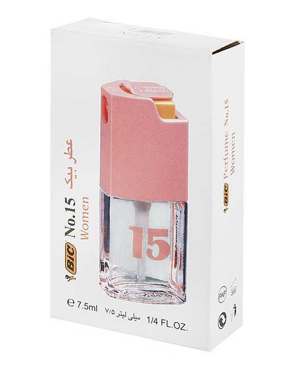 عطر زنانه جیبی شماره 15 Bic