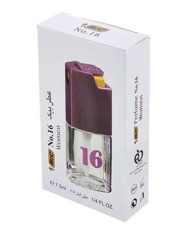 عطر زنانه جیبی شماره 16 Bic