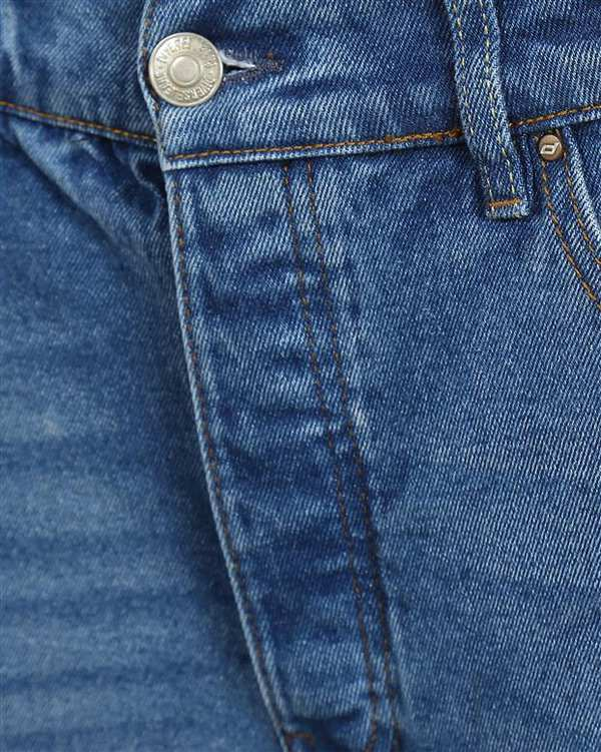 شلوار زنانه جین آبی Diverse
