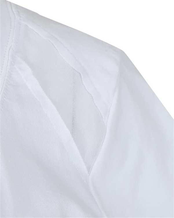 تی شرت زنانه نخی سفید Diverse