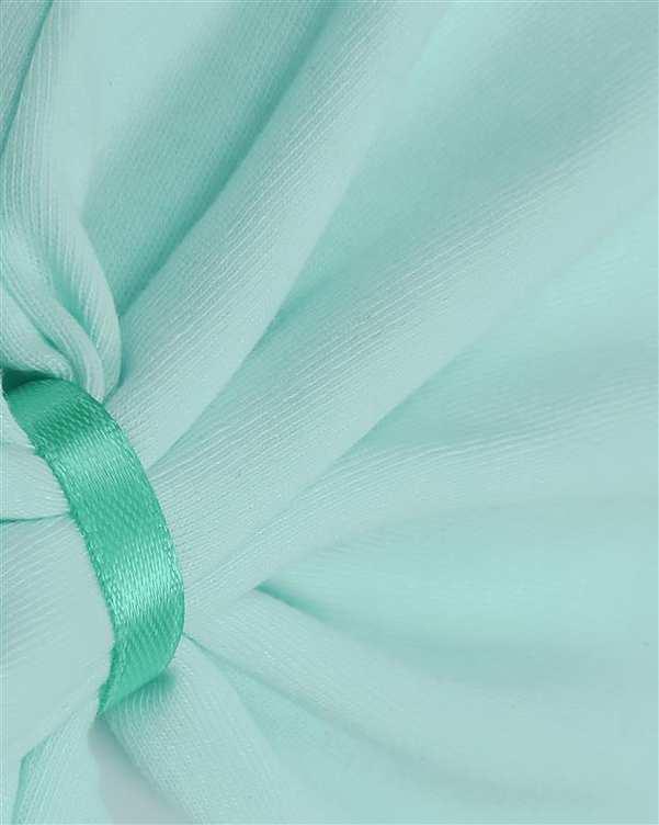ست 20 تکه نوزادی نخی سفید سبز Carmania