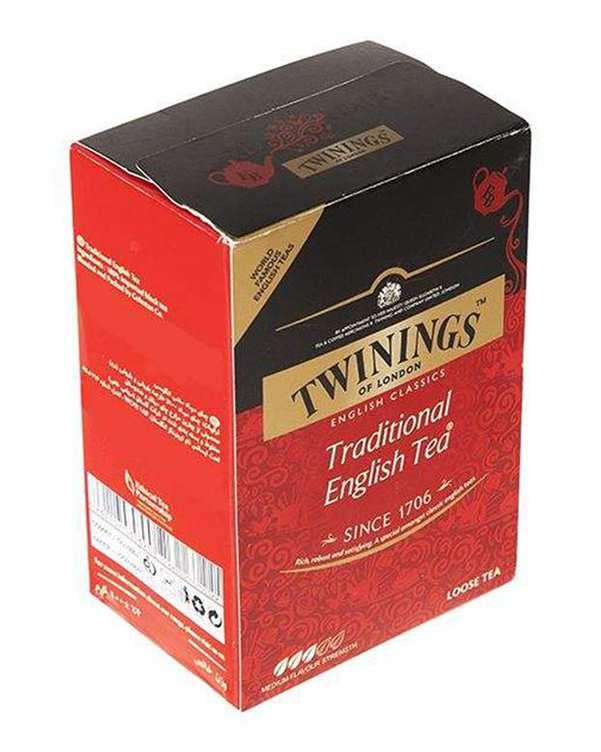 چای سنتی انگلیسی 100 گرمی توینینگز
